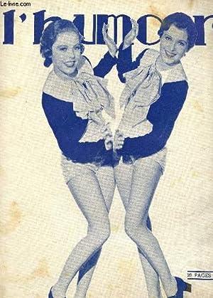 L'HUMOUR - N°979 - 4 octobre 1935: COLLECTIF