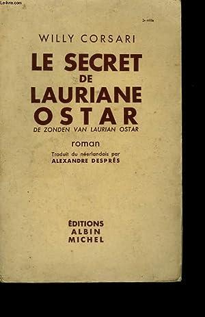 LE SECRET DE LAURIANNE OSTAR.: CORSARI WILLY.