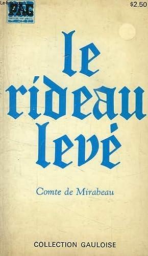 LE RIDEAU LEVE, OU L'EDUCATION DE LAURE: RIQUETTI Honoré-Gabriel, COMTE