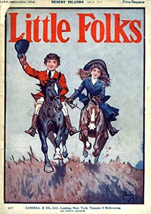 LITTLE FOLKS, N° 477, SEPT. 1914: COLLECTIF