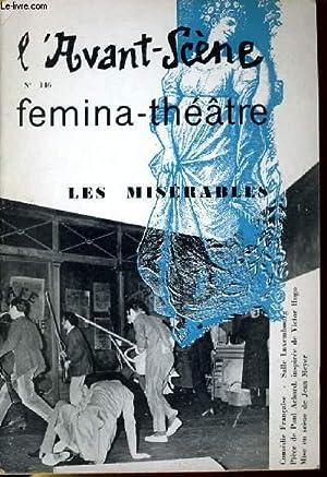 L'AVANT-SCENE - FEMINA-THEATRE N° 146 - LES: COLLECTIF