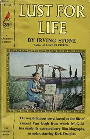 LUST FOR LIFE, THE STORY OF VINCENT: STONE Irving