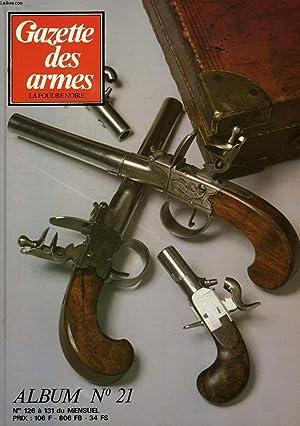 GAZETTE DES ARMES, ALBUM N° 21, N° 126-131: COLLECTIF