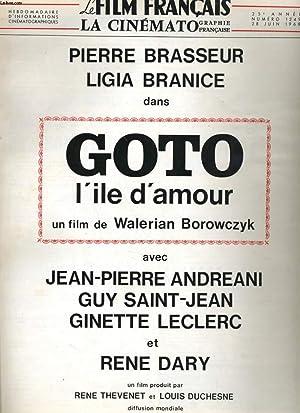 LE FILM FRANCAIS - 25e ANNEE -: COLLECTIF