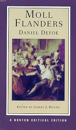MOLL FLANDERS: DEFOE DANIEL, By