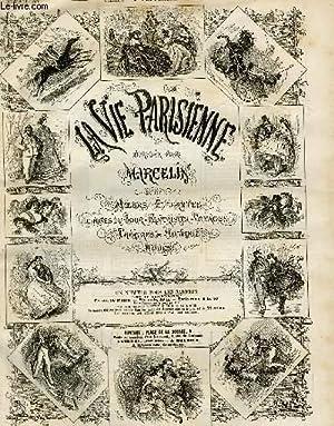 LA VIE PARISIENNE 14e année - N° 36 - LE PRESIDENT, de A. B. - UN PEU DE BULGARIE, de ...