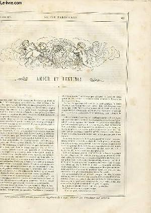 LA VIE PARISIENNE 17e année - N° 49 - AMOUR ET BENTING ! de RICHARD O'M - CUISINE ...