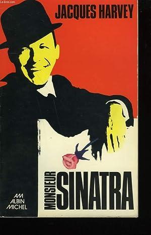 MONSIEUR SINATRA.: HARVEY JACQUES.