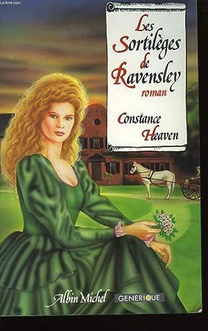 LES SORTILEGES DE RAVENSLEY.: HEAVEN CONSTANCE.