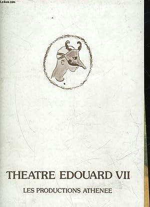 1 PROGRAMME - THEATRE EDOUARD VIII - LE PIEGE: COLLECTIF