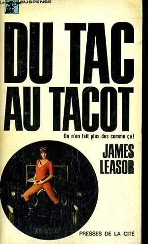 DU TAC AU TACOT: LEASOR James