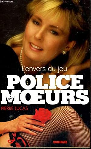 L'ENVERS DU JEU: LUCAS Pierre