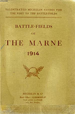 THE MARNE BATTLE-FIELDS (1914): COLLECTIF