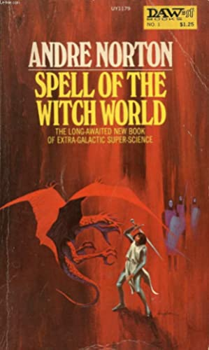 SPELL OF THE WITCH WORLD: NORTON ANDRE