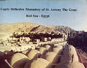 COPTIC ORTHODOX MONASTERY OF St. ANTONY THE GREAT, RED SEA, EGYPT: DIOSCOROUS Bishop