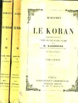 LE KORAN TRADUCTION NOUVELLE FAITE SUR LE: MAHOMET