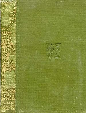 THE POEMS OF HENRY WADSWORTH LONGFELLOW, 1823-1866: WADSWORTH LONGFELLOW Henry