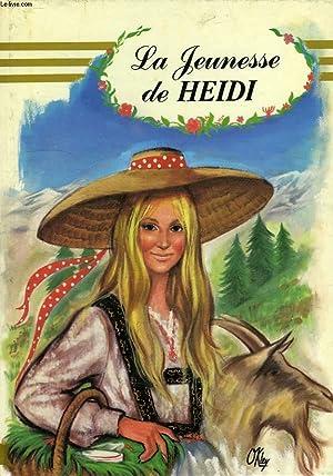 LA JEUNESSE DE HEIDI: BADELLINO ARIANA