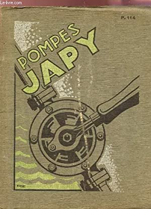 POMPES JAPY - CATALOGUE - N°539 P.: COLLECTIF