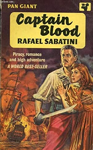 CAPTAIN BLOOD: SABATINI RAFAEL