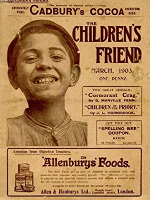 THE CHILDREN'S FRIEND, MARCH 1903 (Contents: Cormorant Crag, A Tale of the Smuggling Days (cont...