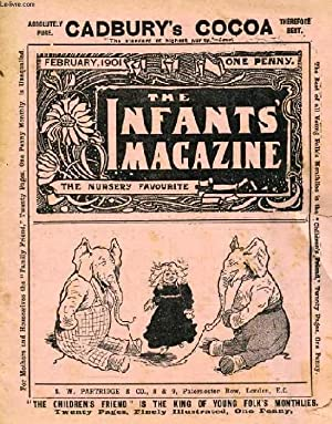 THE INFANT'S MAGAZINE, FEB. 1901 (Contents: Market: COLLECTIF