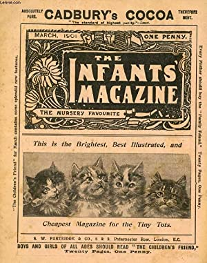 THE INFANT'S MAGAZINE, MARCH 1901 (Contents: Isn't: COLLECTIF
