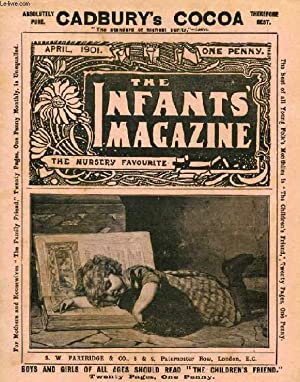 THE INFANT'S MAGAZINE, APRIL 1901 (Contents: Dolly's: COLLECTIF