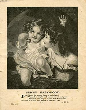 THE INFANT'S MAGAZINE, JAN. 1903 (Contents: Sunny: COLLECTIF