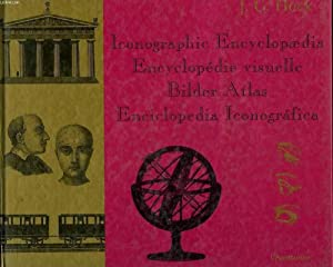 ICONOGRAPHIC ENCYCLOPAEDIA ENCYCLOPEDIE VISUELLE BILDER ATLAS ENCICLOPEDIA: HECK J. G.