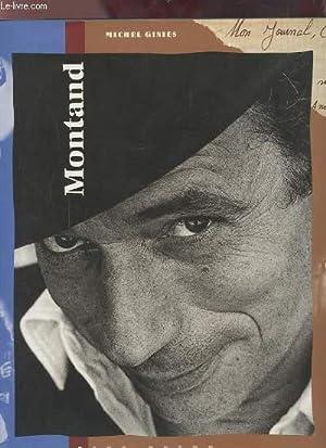 YVES MONTAND - AVEC UN CD DE: GINIES MICHEL