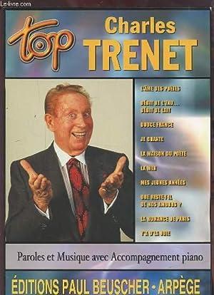 TOP CHARLES TRENET - PAROLES ET MUSIQUES: TRENET CHARLES