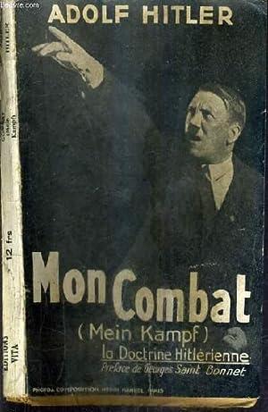 MEIN KAMPF (MON COMBAT) - EXTRAITS.: HITLER ADOLF