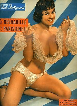 FOLIES DE PARIS ET DE HOLLYWOOD - LE DESHABILLE DE LA PARISIENNE: COLLECTIF