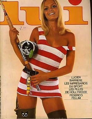 LUI, le magazine de l'homme moderne N° 67 - LUCIEN BARRIERE - LES IMPRESARIOS DU SPORT - ...