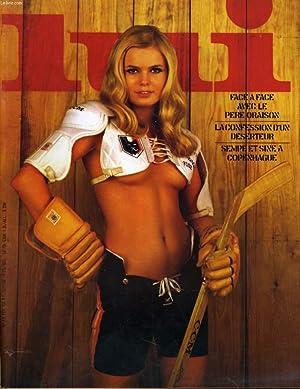 LUI, le magazine de l'homme moderne N° 73 - FACE A FACE AVEC LE PEREORAINSON - LA ...