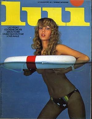 LUI, le magazine de l'homme moderne N° 90 - LAS VEGAS - L'EXTREME DROITE - SEKOU TOURE - L&...
