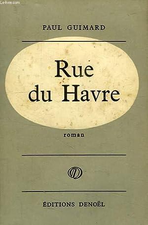 RUE DU HAVRE: GUIMARD PAUL