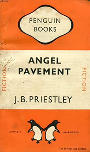 angels pavement 1968 500 pages good condition paperback as expected for age cards, pages, and binding are presentable with no major defects minor issues may exist such as shelf wear, inscriptions, light foxing and tanning.