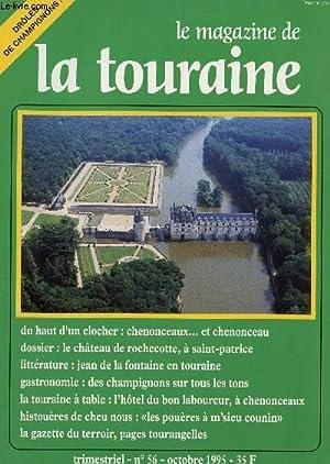 LE MAGAZINE DE TOURAINE / TRIMESTRIEL N°56: COLLECTIF