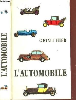 C'ETAIT HIER L'AUTOMOBILE.: PORAZIK JURAJ / ORAVEC JAN
