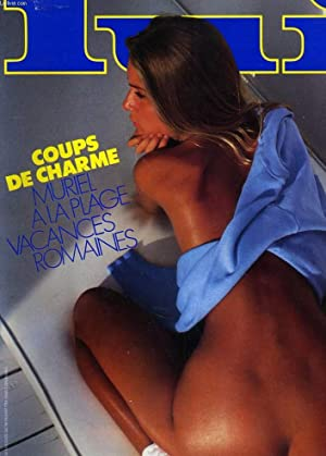 LUI, le charme et l'humour N°1 - COUPS DE CHARME MURIEL A LA PLAGE, VACANCES ROMAINES: ...