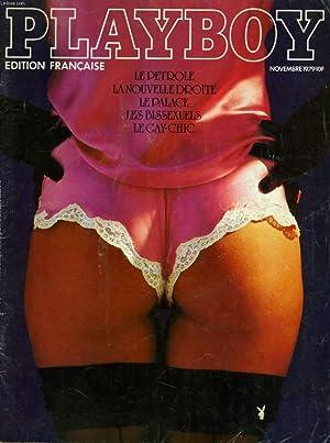 PLAYBOY EDITION FRANCAISE N° 72 - LE: COLLECTIF
