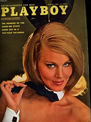 PLAYBOY ENTERTAINMENT FOR MEN N° 3 - THE BUNNIES OF THE SHOW-ME STATE SHOW OFF IN A TEN-PAGE ...