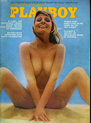 PLAYBOY ENTERTAINMENT FOR MEN N° 8 - PORNO CHIC: HARD-CORE FILMS COME OUT OF THE CLOSET - AN ...