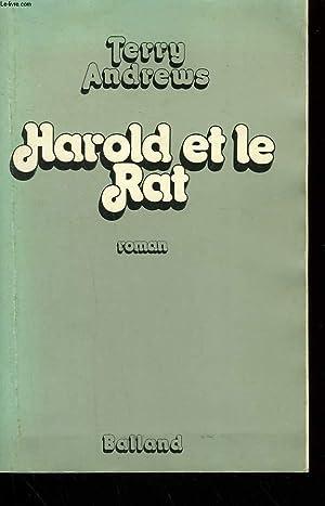 HAROLD ET LE RAT.: ANDREWS TERRY.