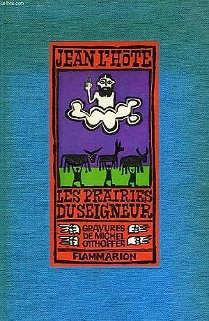 LES PRAIRIES DU SEIGNEUR: L'HOTE JEAN