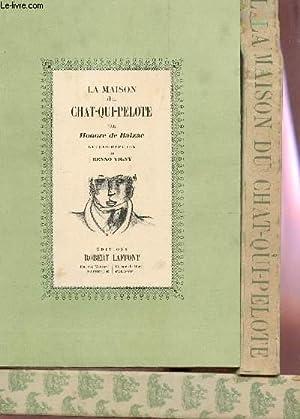 Honoré Balzac Maison Chat Qui Pelote Abebooks