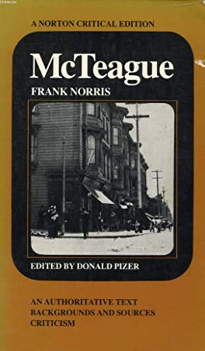McTEAGUE, A STORY OF SAN FRANCISCO: NORRIS FRANK, By