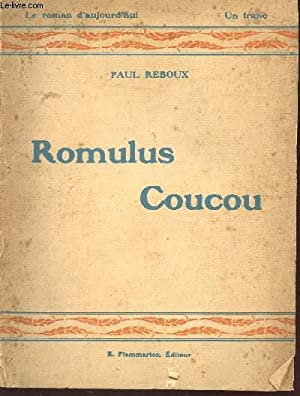 ROMULUS COUCOU - ROMAN NEGRE N°7.: REBOUX PAUL